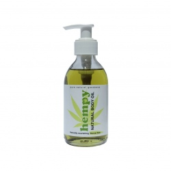 Hempy Natural Body Oil Normal Skin 200ml