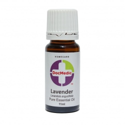 DocMedic Lavender pure essential oil 11ml ~ Therapeutic Naturals