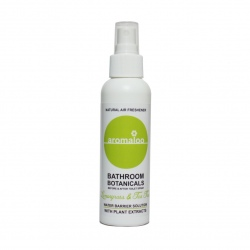 Aromaloo Natural Bathroom Air Freshener - Lemongrass & Tea tree