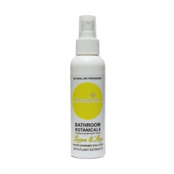 Aromaloo Natural Bathroom Air Freshener - Lemon & Lime 125ml