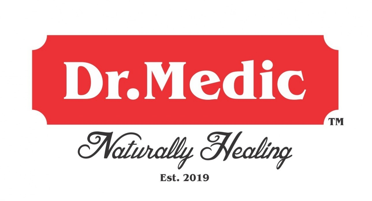 Dr.Medic Naturally Healing Therapeutic CBD