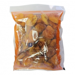 Peeled Peaches Dried Fruit 1kg