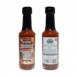 Karoo Smokehouse Hot Sauce 130ml